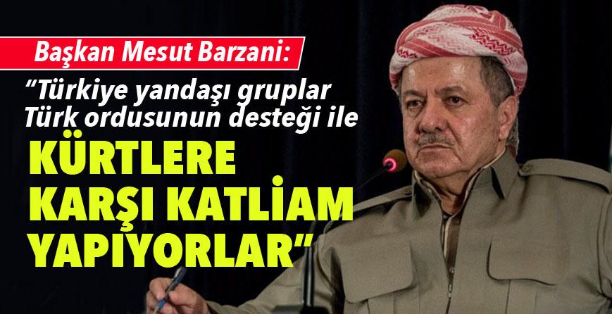 """""""Rojava için itirazda bulunduk ve tutumumuzu Türkiye'ye bildirdik"""""""