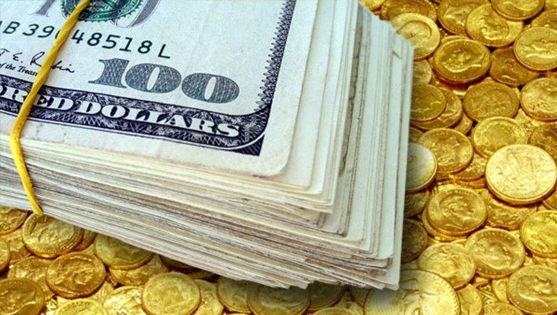 Altın ve dolar haftaya yükseliş ile başladı