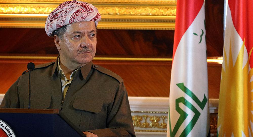 Başkan Barzani: IŞİD, istikrarsızlığı güçlenmek için kullanıyor