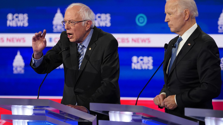 Sanders'tan Netanyahu'ya sert sözler: Bir Irkçı yönetiyor