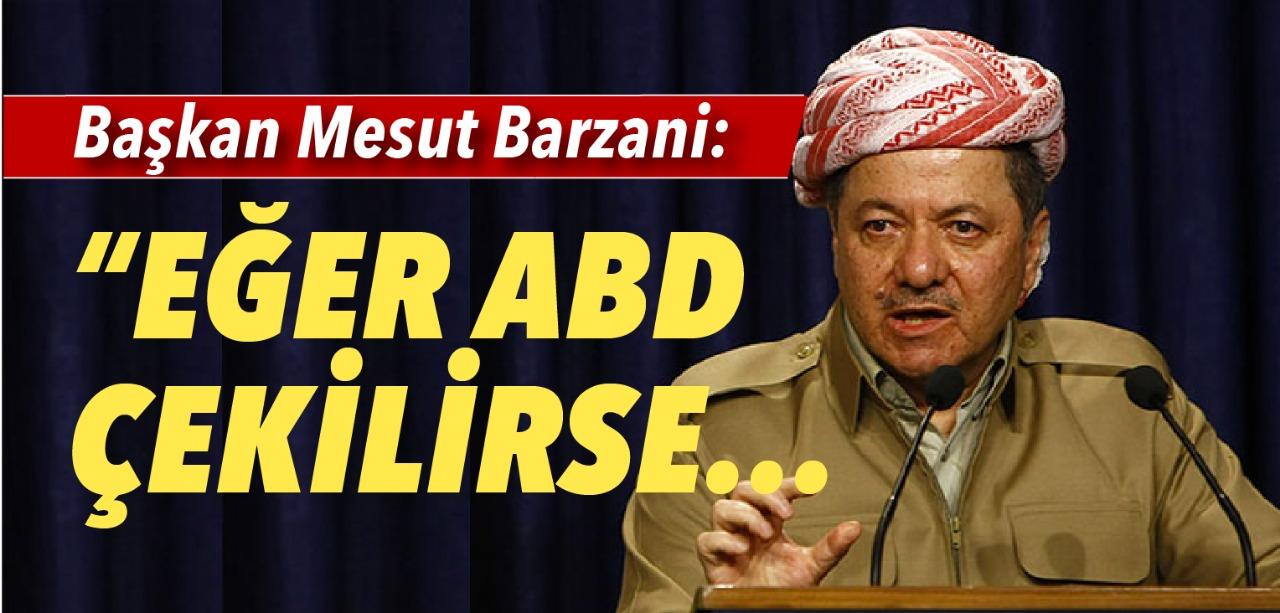 Başkan Mesud Barzani'den net sözler: Reddediyoruz!
