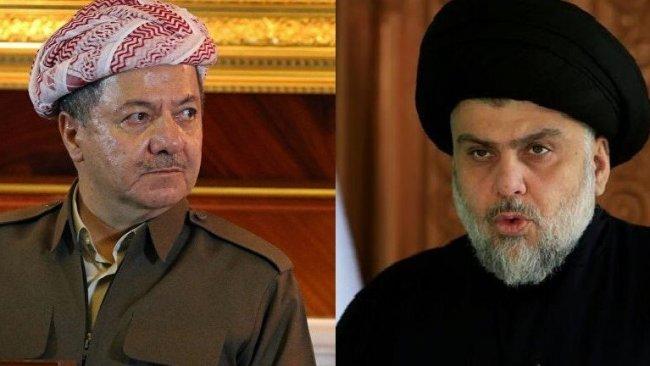 Sadr'dan Başkan Barzani'ye 'Peşmerge ve Haşdi Şabi' için teklif