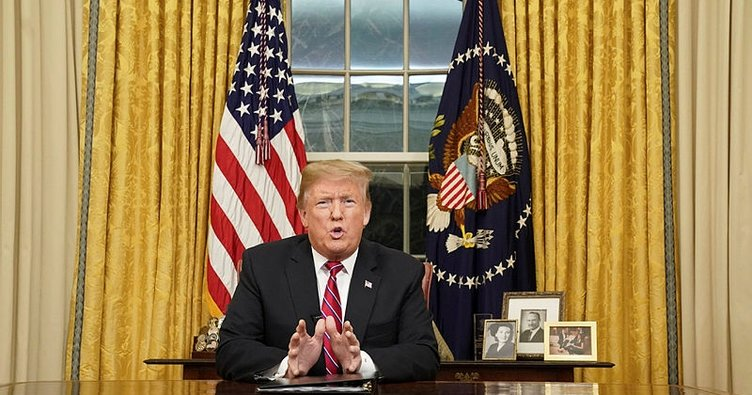 Donald Trump: Kürtler ile birlikte hareket edebiliriz