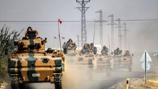 TASS: NATO, Türkiye'nin operasyonuna destek vermeyecek