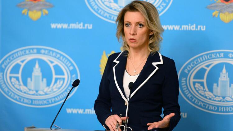 Rusya'dan ABD'ye: Başka ülkelerin içişlerine karışma!