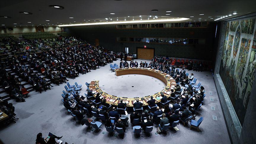 Birleşmiş Milletler Güvenlik Konseyi'den Suriye kararı