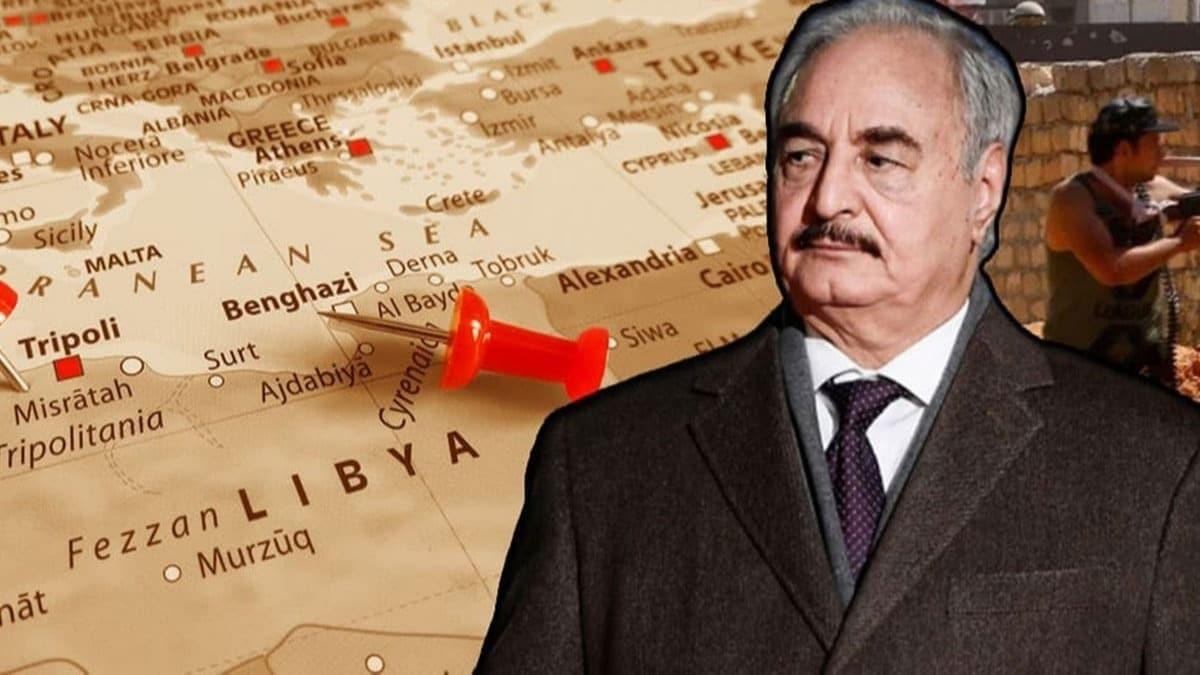 Hafter'den Türkiye çıkışı: Türk sömürgeciliğinin tehdidi altında