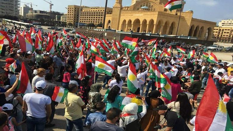 Lübnanlı Kürtlerden ENKS ve Kürdistan Bölgesi'ne çağrı