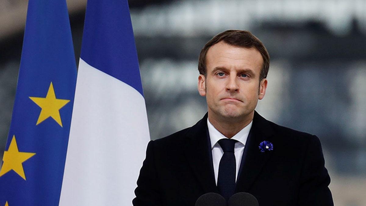 Macron'dan AB'ye: Türkiye konusunda net ol!