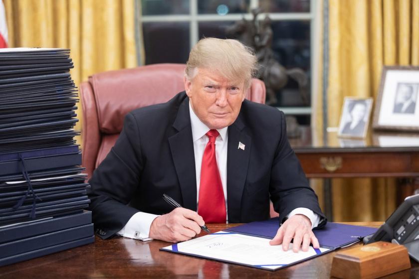 Donald Trump: Platinum Planını açıkladı