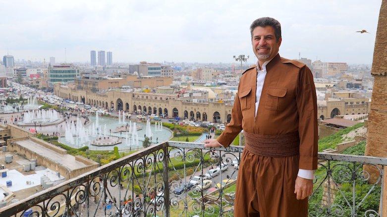 Fagin'den veda mesajı: Kürdistan halkıyla çalışmak benim için şeref
