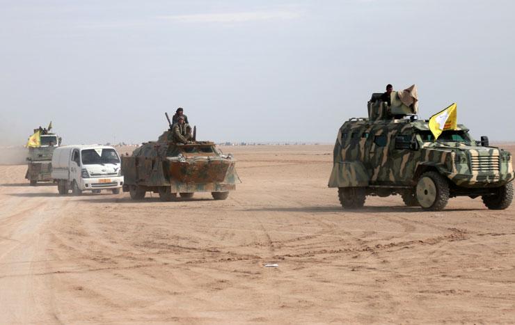 DSG'den 'sızma' operasyonu: Çatışmalar sabaha kadar sürdü!