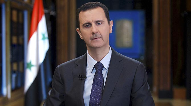 SANA: Esad yapılan anlaşmadan memnun