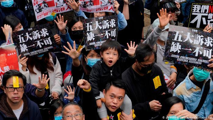 ABD'den Pekin yönetimine: Yaptırım uygularız!