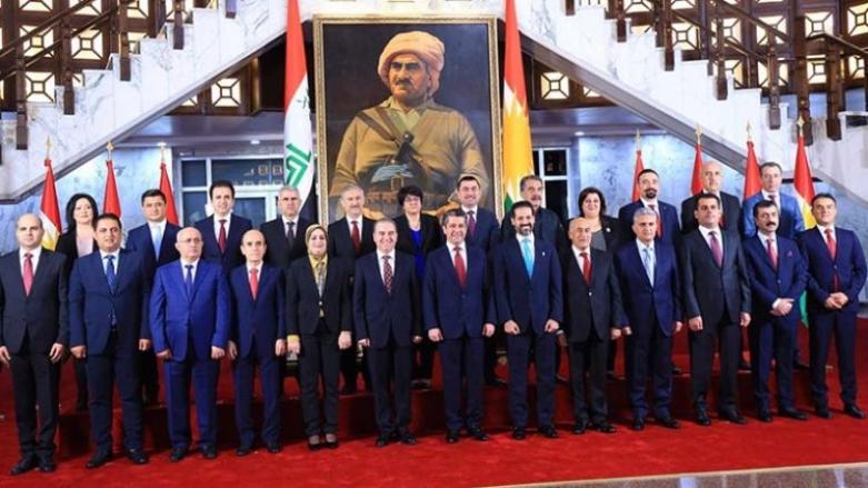 Kürdistan Bölgesi Hükümeti'nin 9'uncu kabinesinin 1  yıl içinde yaptığı yenilikler