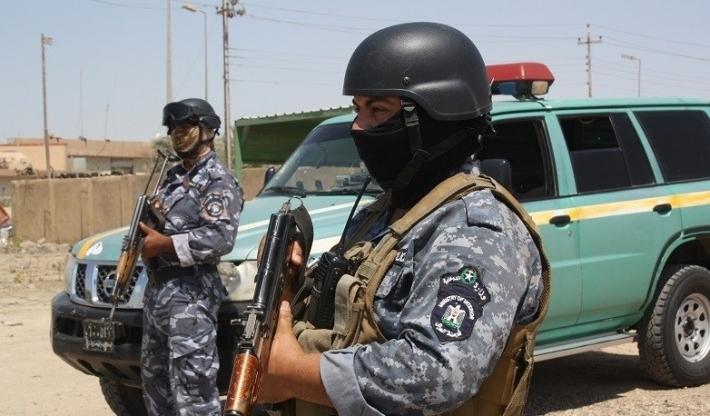'Kürt polis IŞİD tarafından kaçırıldı'