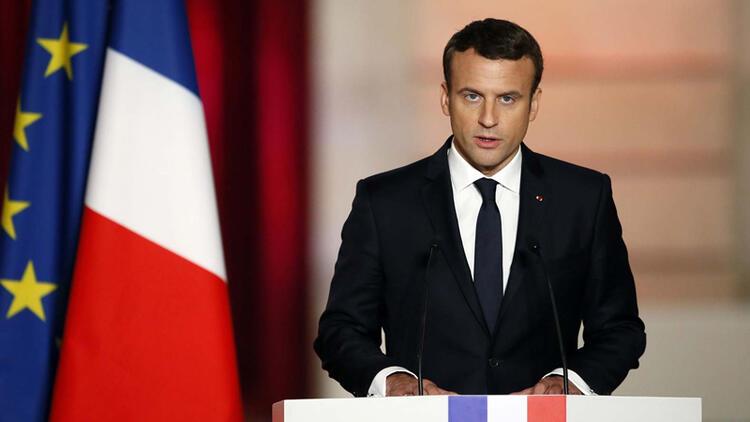 Macron, Türkiye gündemi ile 6 Akdeniz ülkesini topluyor