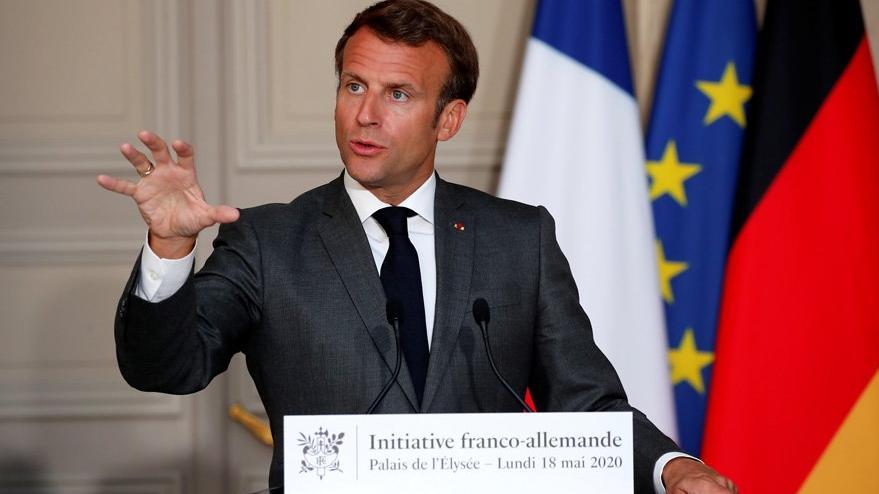 Macron'dan sert açıklama: Harekete geçeceğiz!