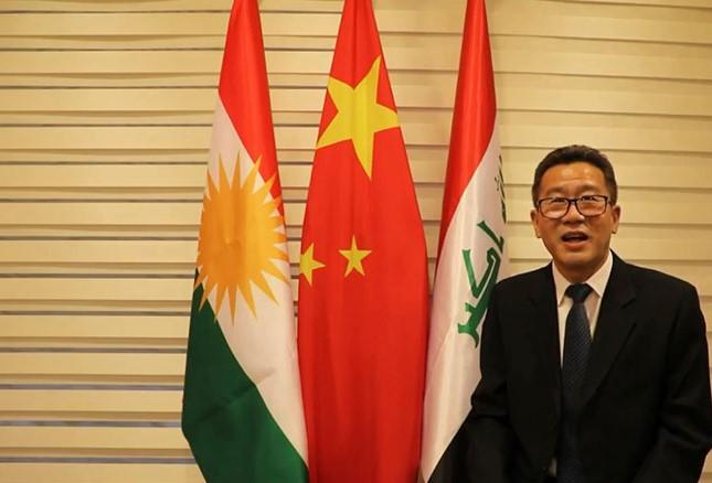 """""""Çin halkı ile Kürdistan halkı arasındaki ilişkiler tarihi ve güçlüdür"""""""