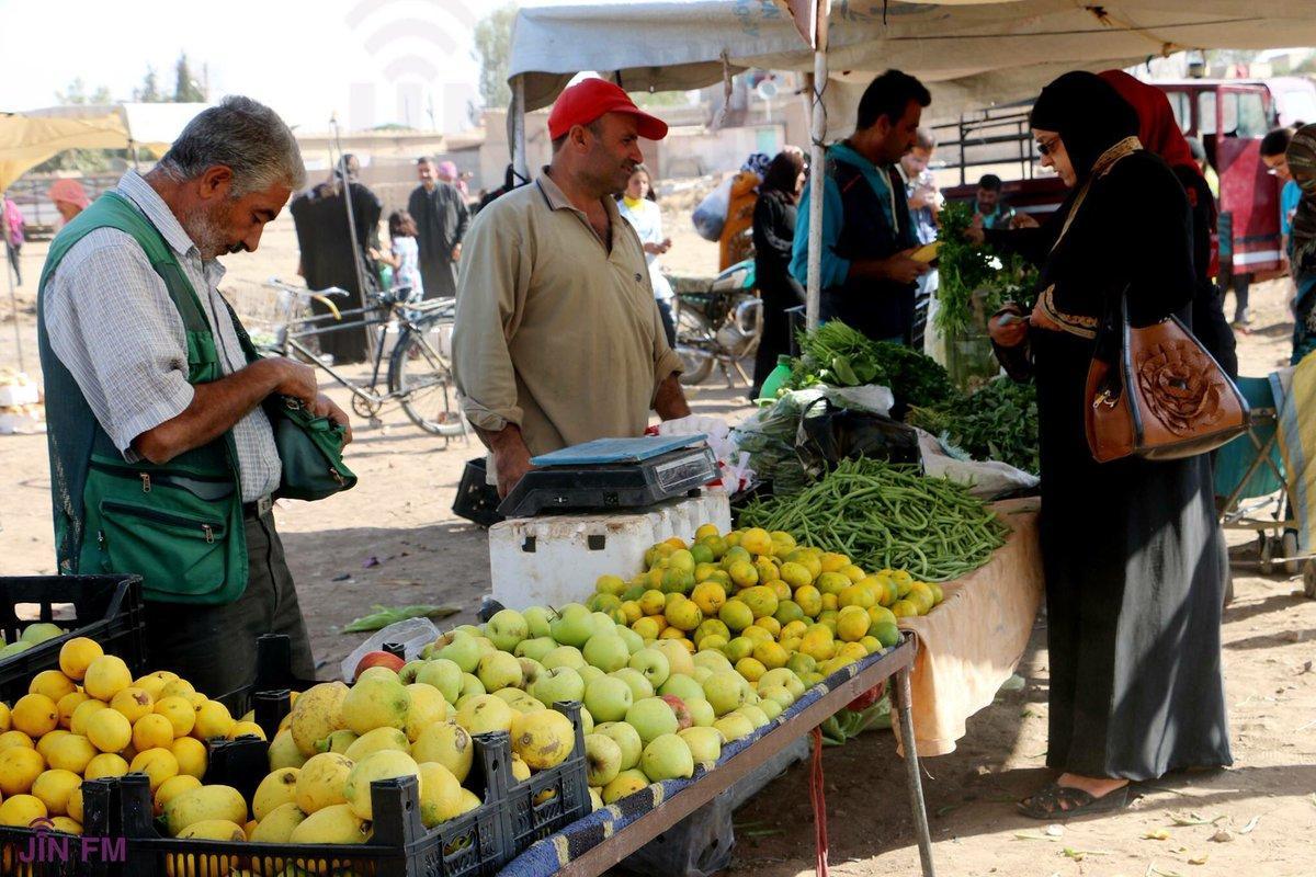 Suriye'deki kriz Rojava'ya da yansıdı: Halkın alım gücü düştü