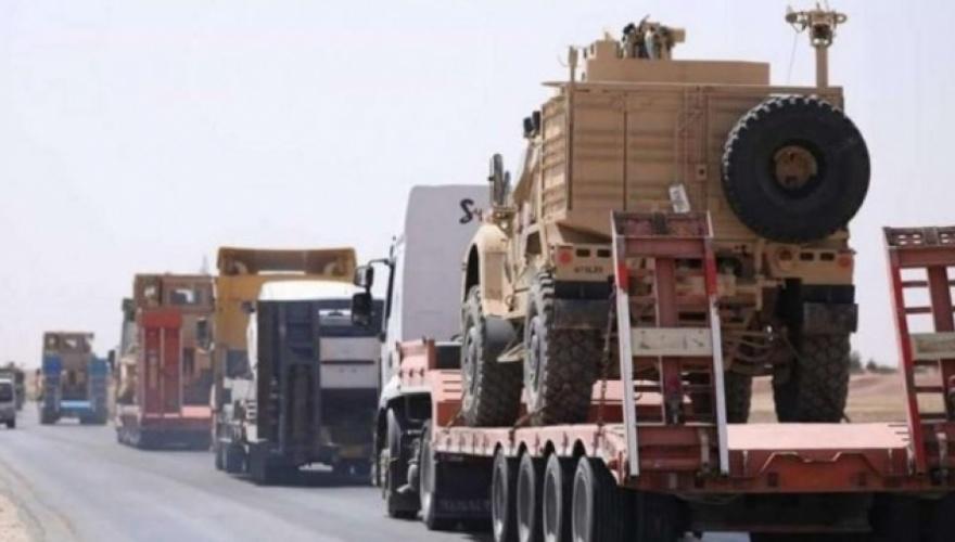 ABD'den Heseke'ye askeri sevkiyat
