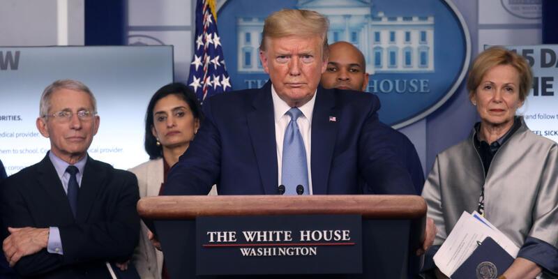 Trump'tan 'Büyük bir olay ve cesur bir adım' açıklaması