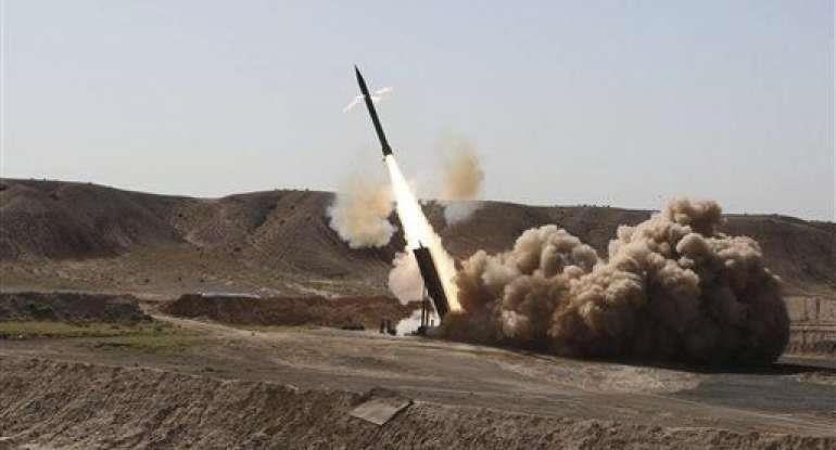 Koalisyon, İran destekli milislerin yolladığı füzeyi imha etti