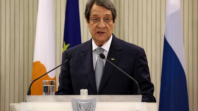 Kıbrıs Rum Yönetimi Belarus'a yaptırımı bloke ediyor
