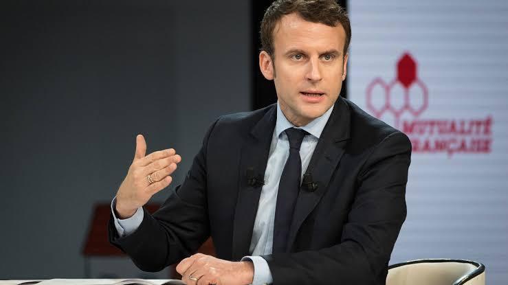 Emmanuel Macron: Sorunumuz Türki halkı ile değil Erdoğan hükümetiyle