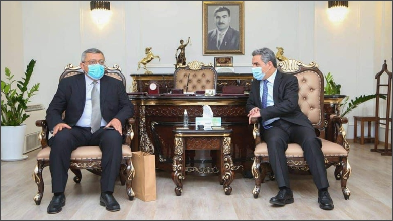Erbil-Ermenistan görüşmesi: Konsolosluk açılacak