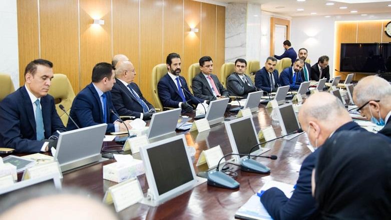 Kürdistan heyeti Bağdat'ta: Masada önemli dosyalar var