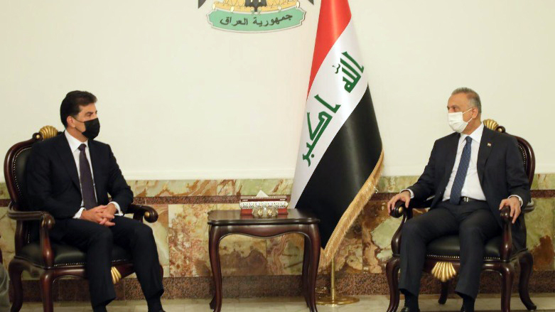 Neçirvan Barzani ve Mustafa Kazimi bir araya geldi