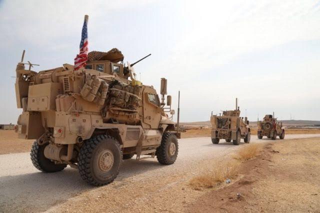 Merkez Kuvvetler Komutanlığı açıkladı ABD'den Rojava hamlesi!
