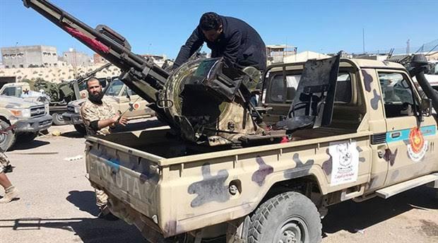 Pentagon raporu: Suriyeli savaşçılar tehdit oluşturuyor