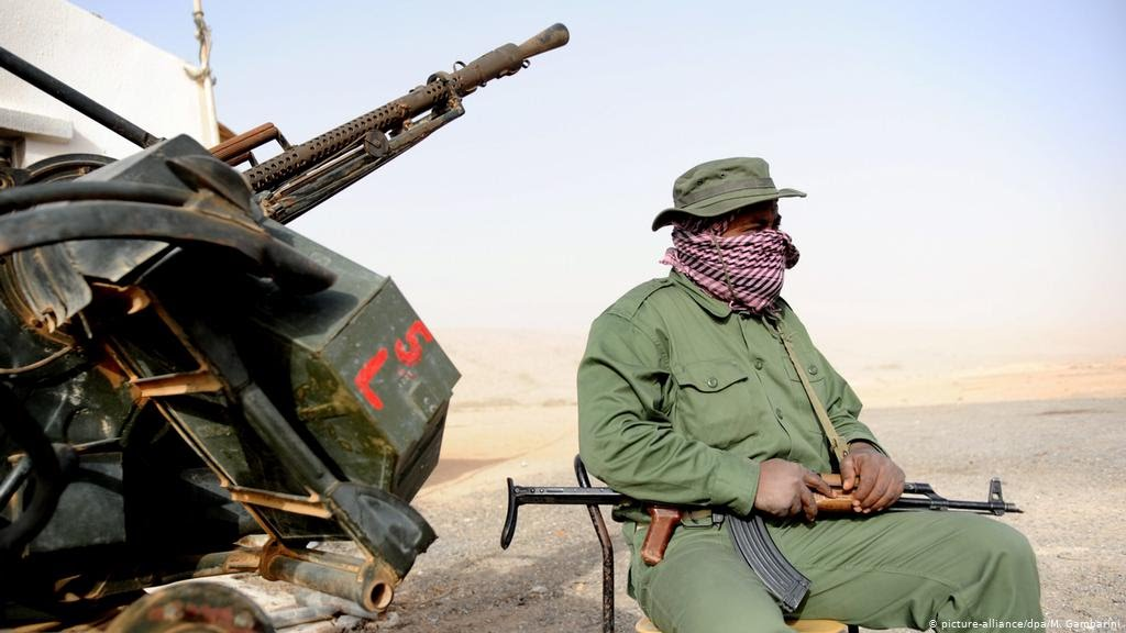 AB'nin Libya yaptırımı yürürlüğe girdi