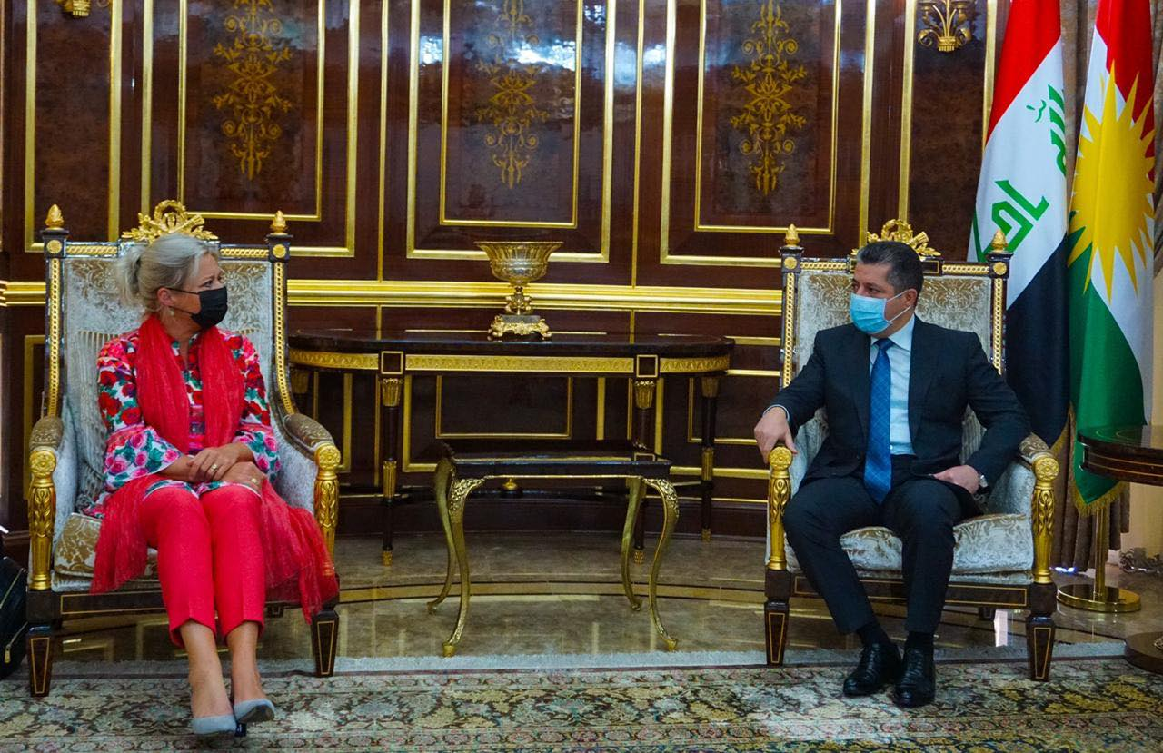 Başbakan BM Temsilcisiyle görüştü: Anayasal çözüm vurgusu
