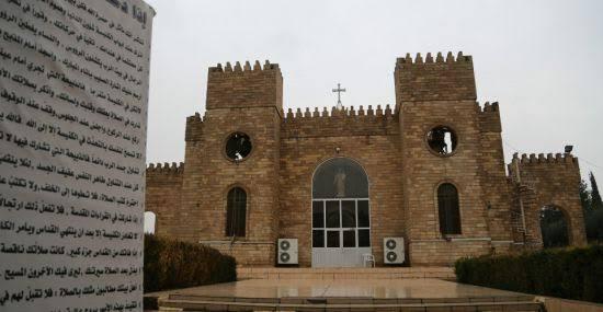 Hristiyanlar güvenlik için Kürt bölgelerine taşınıyor