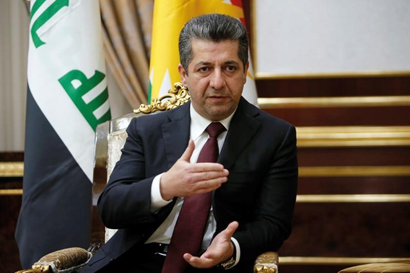 Başbakan Barzani'den koronavirüs açıklaması