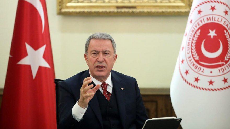 Hulusi Akar Bağdat ve Erbil'e gidiyor