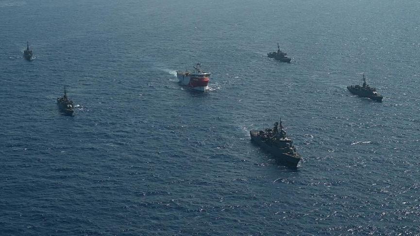 6 ülkeden Doğu Akdeniz hamlesi: Resmiyet kazandı