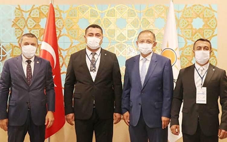 HDP'den istifa eden 2 belediye başkanı AKP'ye geçti