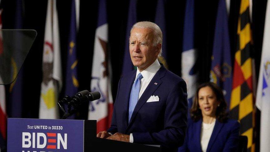 Seçimler yaklaşıyor: Biden'den Trump yorumu