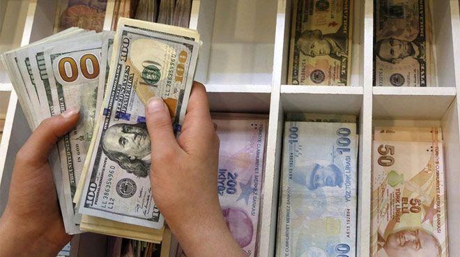 Dolar ve Euro'nun artışı devam ediyor