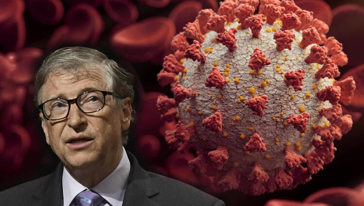 Bill Gates virüsün bitiş tarihini verdi