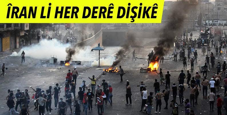 Me Îran fêm kir, PKK çi dixwaze?