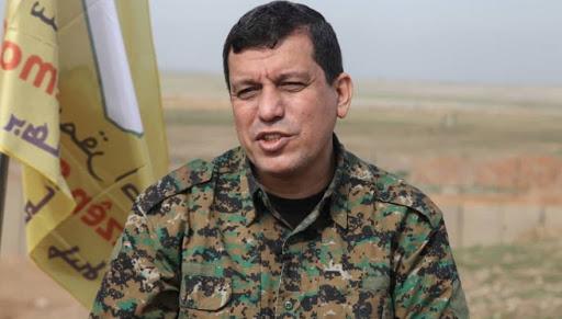 Mazlum Abdi: Kürdistan bayrağının yakılması kabul edilemez