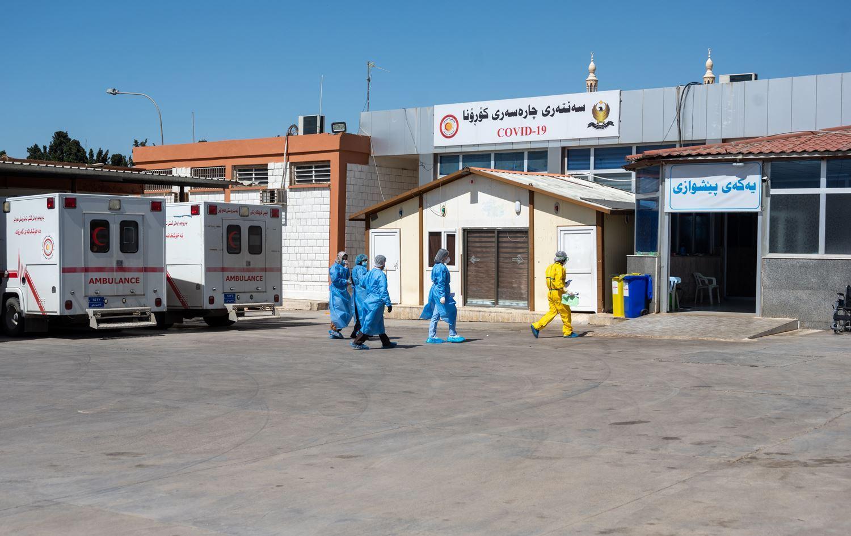 Koronavirüs | Kürdistan Bölgesi'nde son durum!