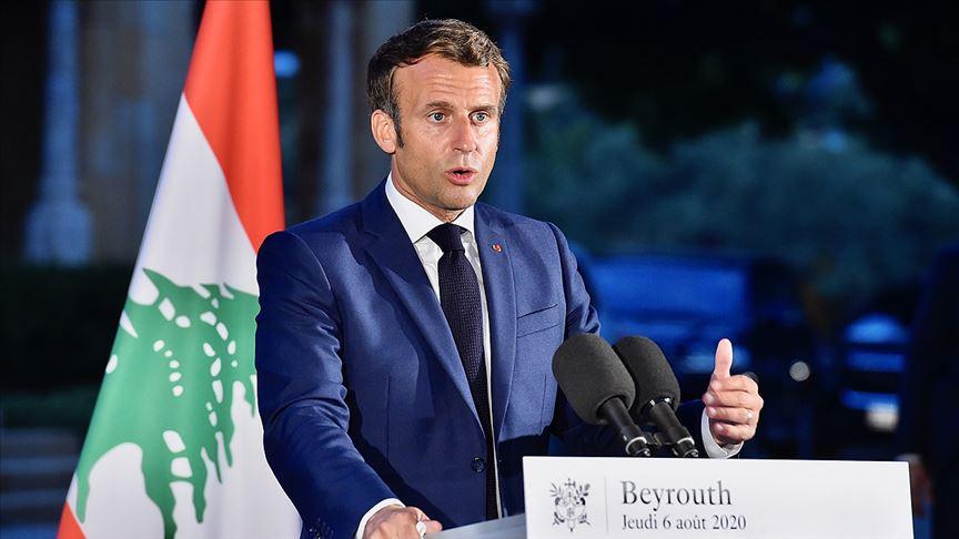 Macron: Türkiye, kelimelerdendeğil eylemlerden anlıyor