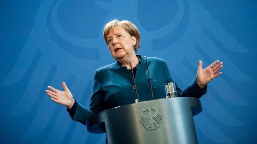Almanya'dan yeni koronavirüs karaları
