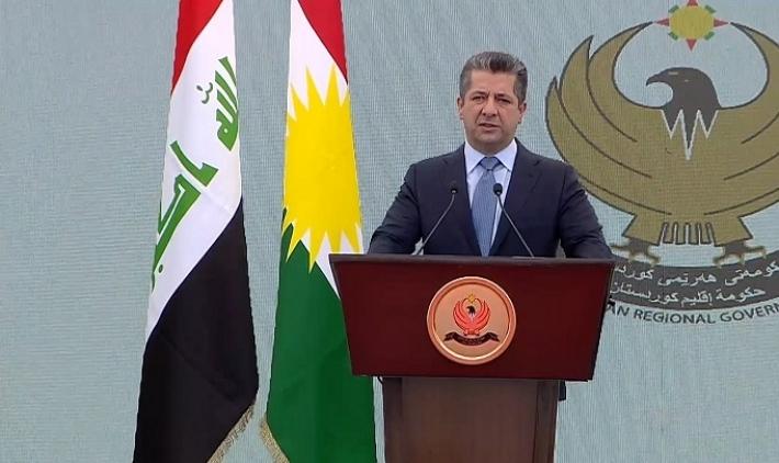 Barzani: PKK Kürdistan Bölgesi'nin statüsüne saygı duymalıdır